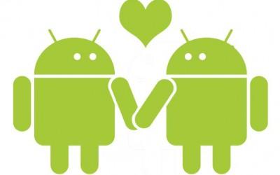 Androidgebruikers hebben vaker seks op de eerste date